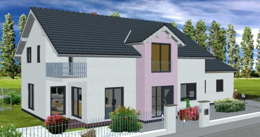 Neubau in 54636 Schleid, Einfamilienwohnhauses in ...