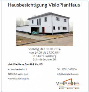 Hausbesichtigung, Saarburg 30-03-2014