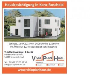 Einladung Konz-Roscheid