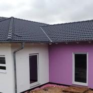 Fertigstellung Bungalow mit Quergiebel in Ralingen-Edingen